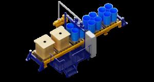 Bitumen filling machine. Оборудование для розлива и фасовки битума в бочки и кловертейнеры
