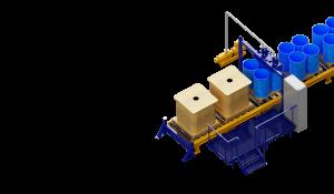 МВС Мехатроника. Автоматическое оборудование для розлива и фасовки битума в бочки и кловертейнеры